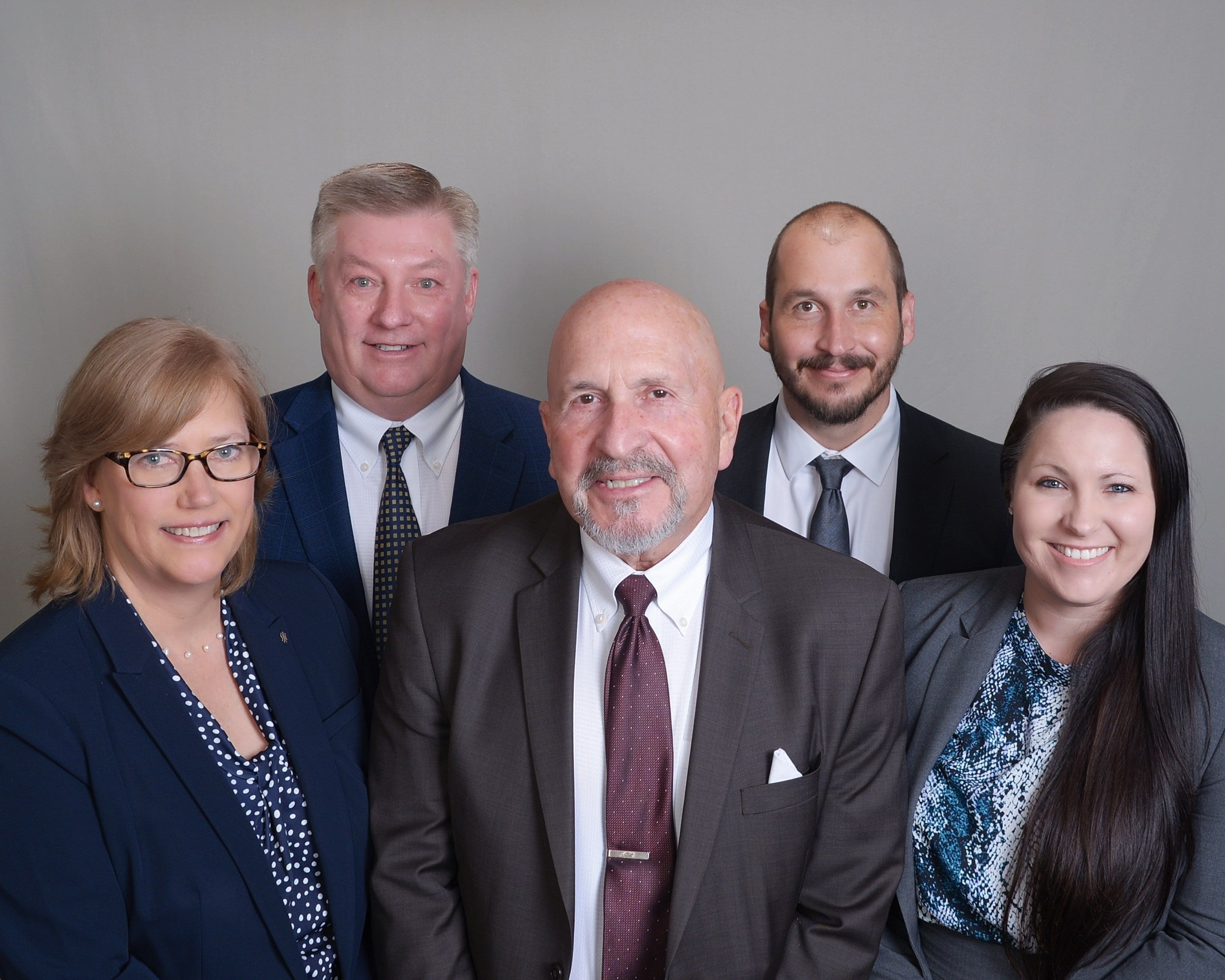 The team at the Bridgeford Law Office